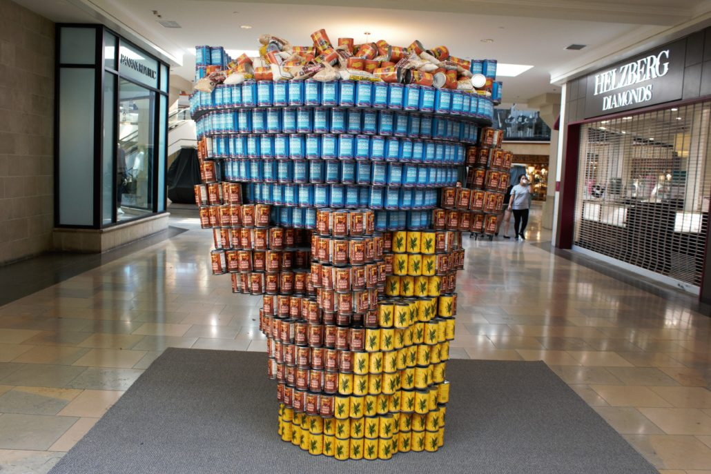 San Antonio Ford >> Canstruction® – AIA San Antonio