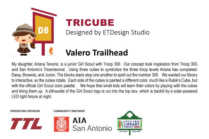 Tricube Designed by ETDesign Studio